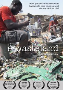 E-WASTELAND - DVD Front Cover